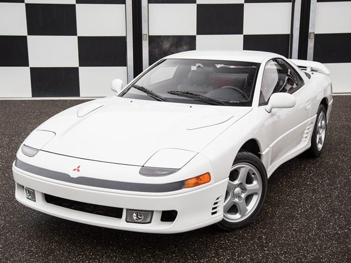 1991 Mitsubishi 3000 GT Values | Hagerty Valuation Tool®