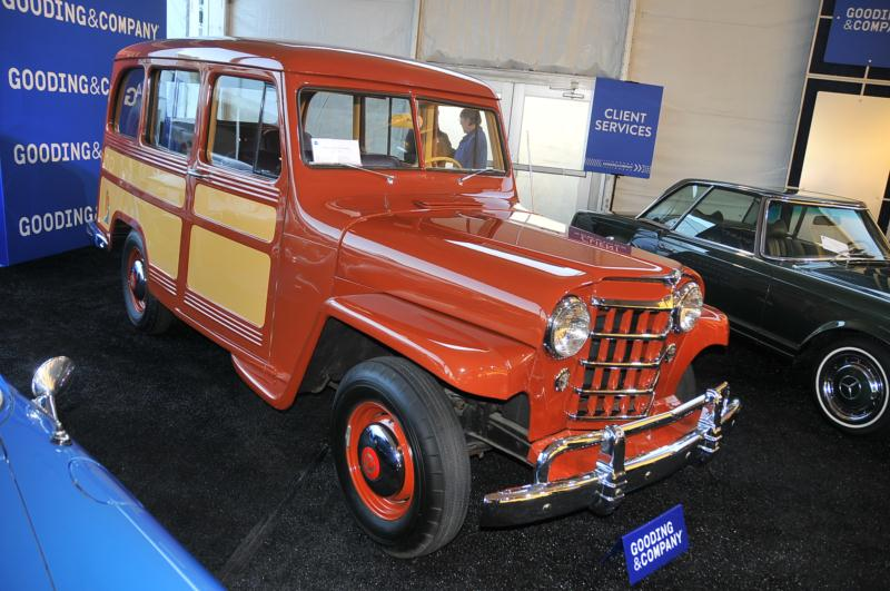 1951 Willys Jeep 6 73 Station Wagon