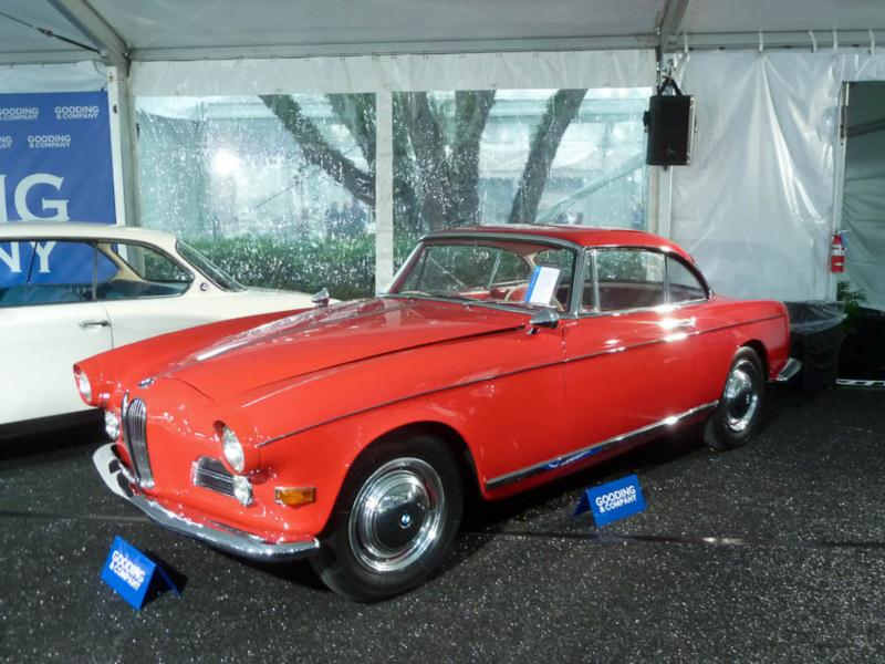 1956 BMW 503 Values | Hagerty Valuation Tool®