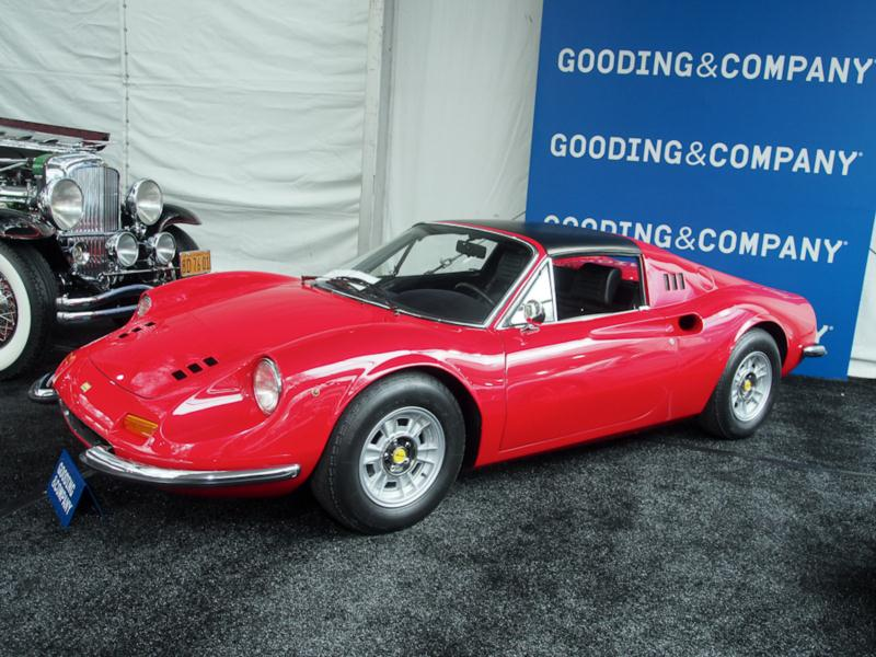 Hagerty Price Guide >> 1969 ferrari dino 246 gt Values | Hagerty Valuation Tool®
