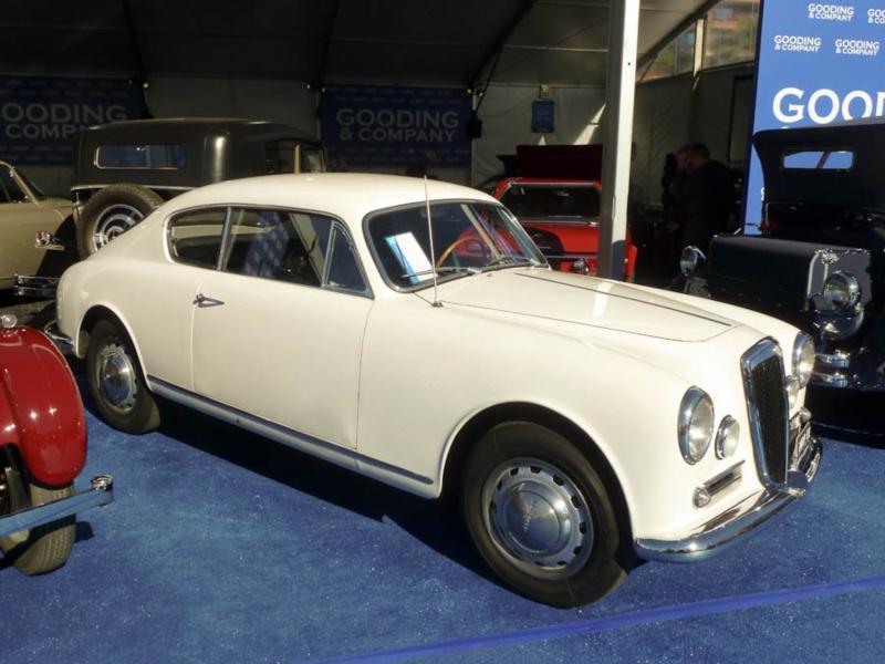 1956 Lancia Aurelia B20 GT Series 4 Values | Hagerty Valuation Tool®
