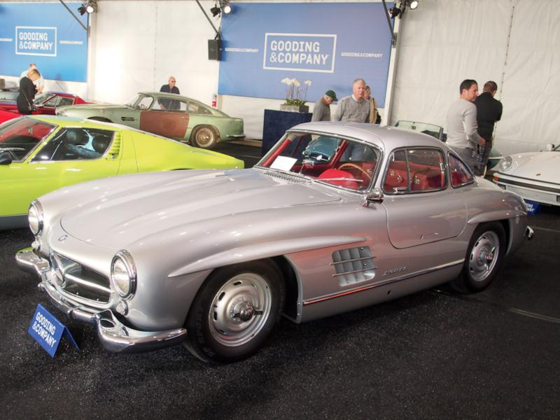 1957 Mercedes Benz 300sl Values Hagerty Valuation Tool
