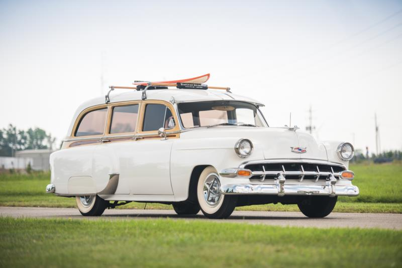 1953 Chevrolet 150 Values Hagerty Valuation Tool