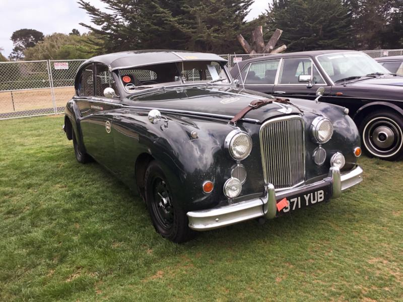 Hagerty Car Value >> 1951 Jaguar Mark VII Values | Hagerty Valuation Tool®