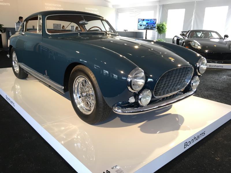 1954 Ferrari 250 Europa Values Hagerty Valuation Tool