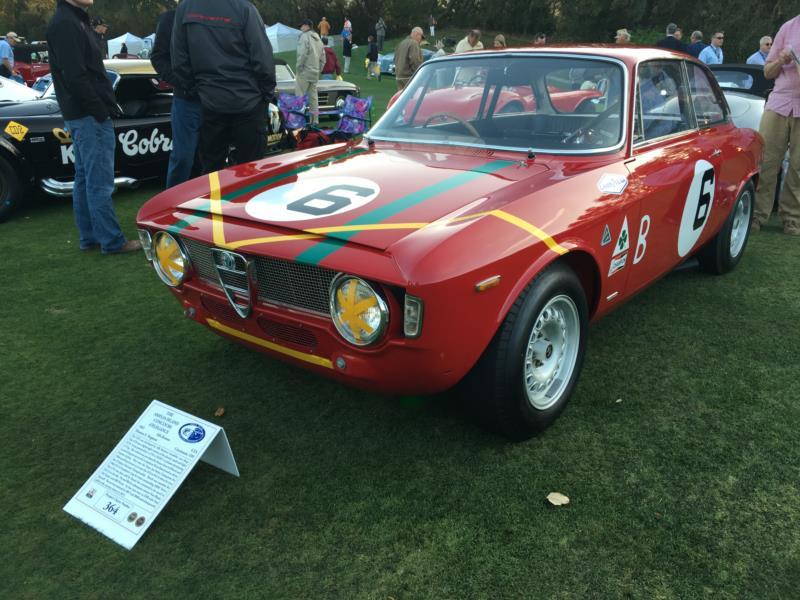 1966 Alfa Romeo Giulia GTA