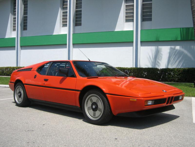 1979 BMW M1 Values | Hagerty Valuation Tool®