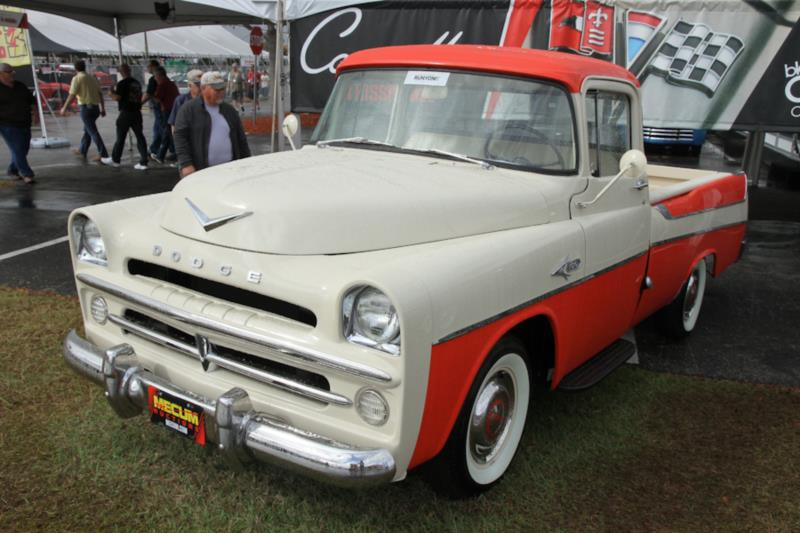 Kissimmee F Dodge D Ton Sweptside Pickup Overall