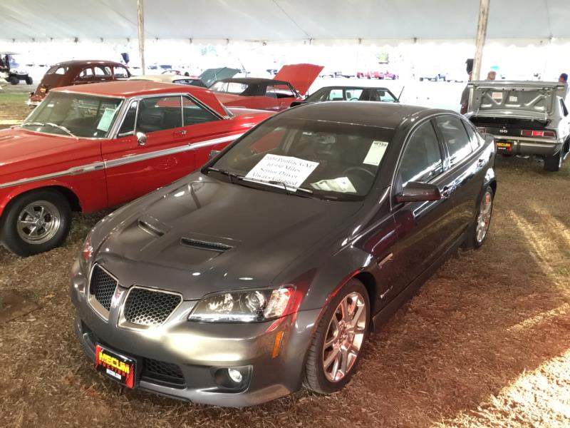 2008 Pontiac G8 Gt Values Hagerty Valuation Tool