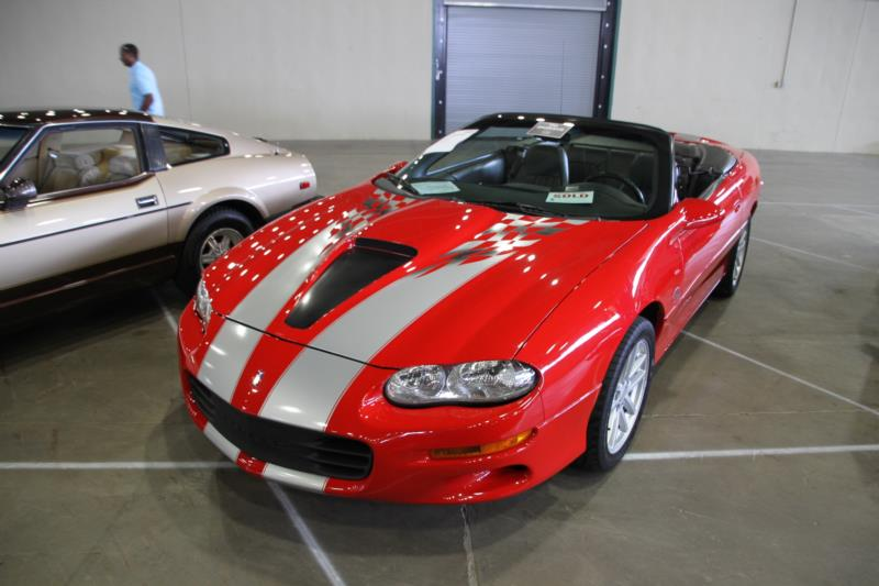 Hagerty Car Value >> 1994 Chevrolet Camaro Values | Hagerty Valuation Tool®