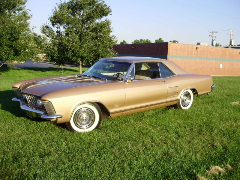 Hagerty Classic Car Values >> 1964 Buick Riviera Values Hagerty Valuation Tool