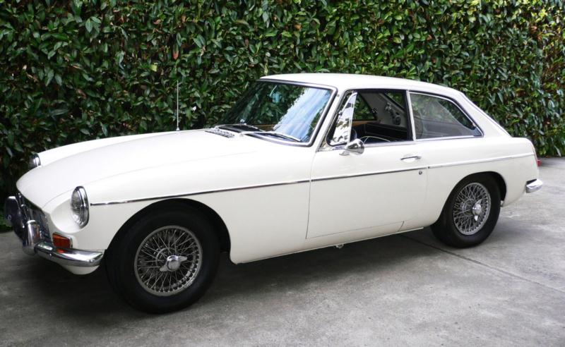 1967 MG MGB GT Values | Hagerty Valuation Tool®