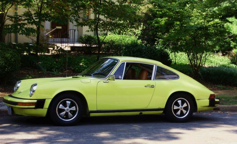 1975 Porsche 911 Values | Hagerty Valuation Tool®