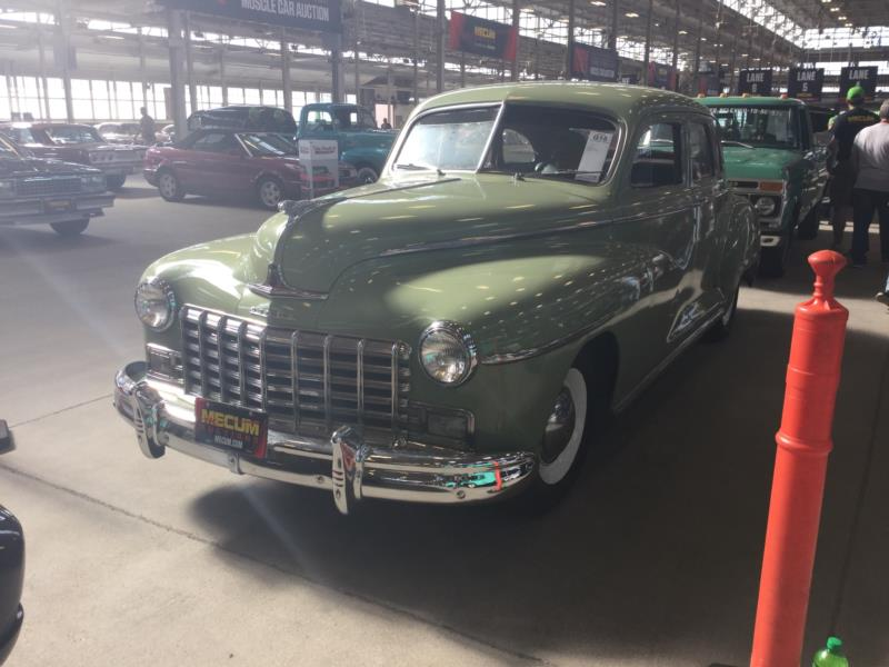 1948 Dodge Custom Values | Hagerty Valuation Tool®