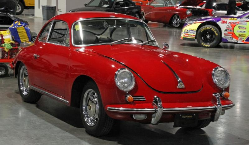 Hagerty Car Value >> 1964 Porsche 356c Values Hagerty Valuation Tool