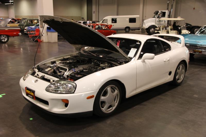 Toyota Supra Edition On The App Store: 1997 Toyota Supra Mk IV Limited Edition Values