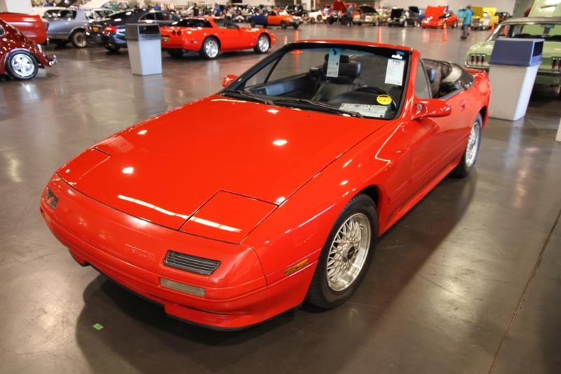 1991 Mazda RX 7 Convertible