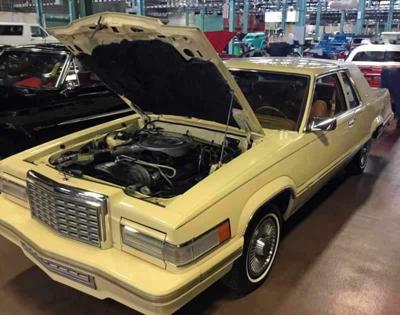 Hagerty Car Values >> 1982 ford thunderbird Values | Hagerty Valuation Tool®