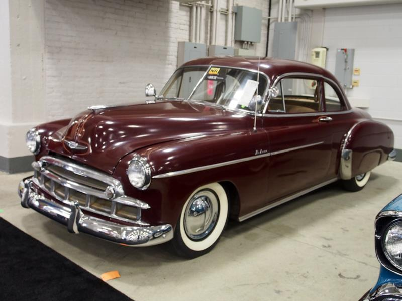 1952 Chevrolet Styleline Special Values Hagerty Valuation Tool