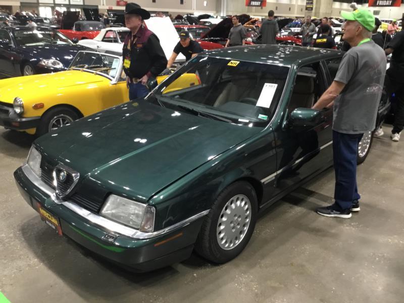Alfa Romeo 164 >> 1992 Alfa Romeo 164 Values Hagerty Valuation Tool
