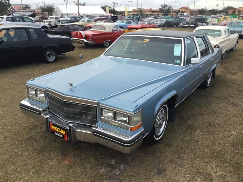 1991 Cadillac Brougham >> 1991 Cadillac Brougham Values Hagerty Valuation Tool