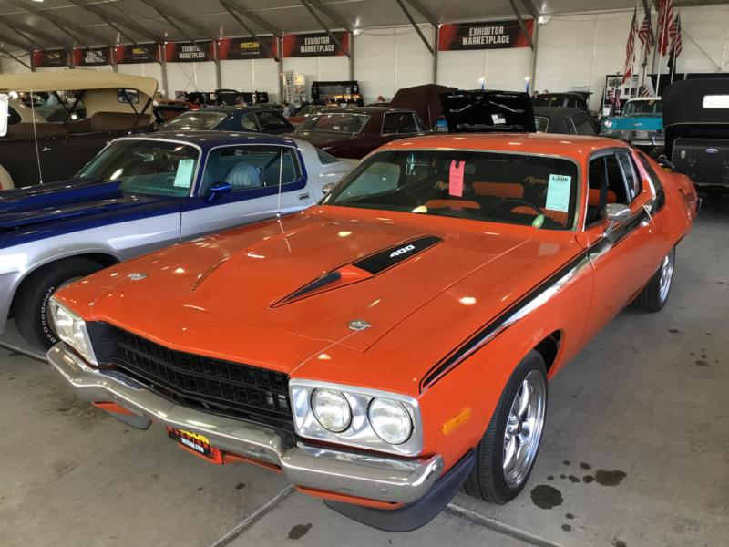74 plymouth satellite
