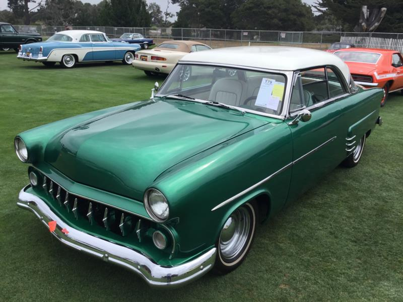 Hagerty Car Value >> 1954 Ford Crestline Values Hagerty Valuation Tool