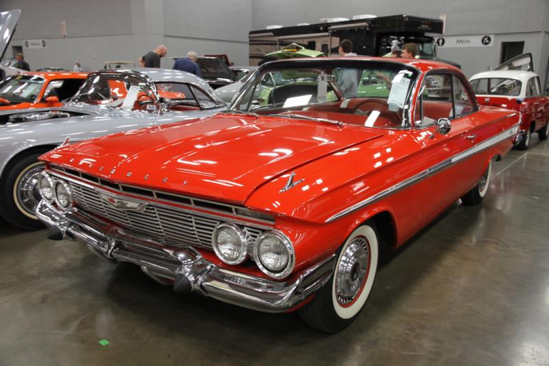 1961 Chevy Impala 2 Dr hard Top