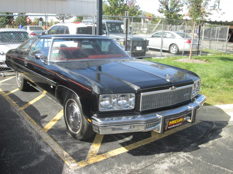 1973 Chevrolet Caprice Classic Values | Hagerty Valuation Tool®