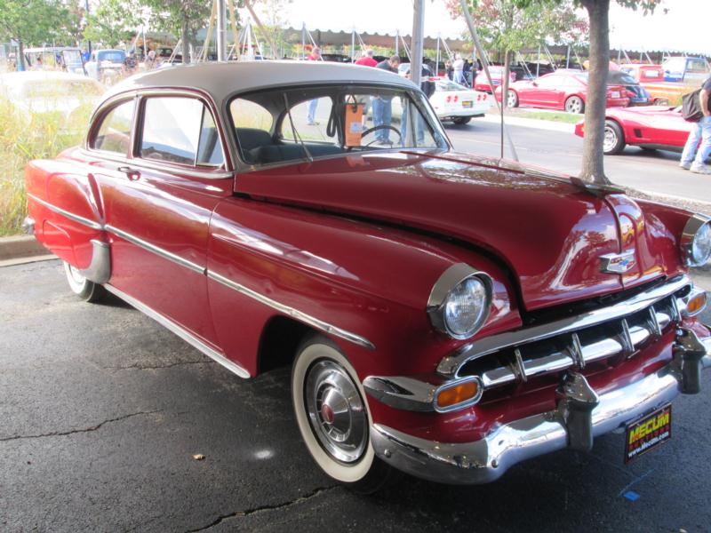 Car Auction Apps >> 1953 Chevrolet 210 Values | Hagerty Valuation Tool®