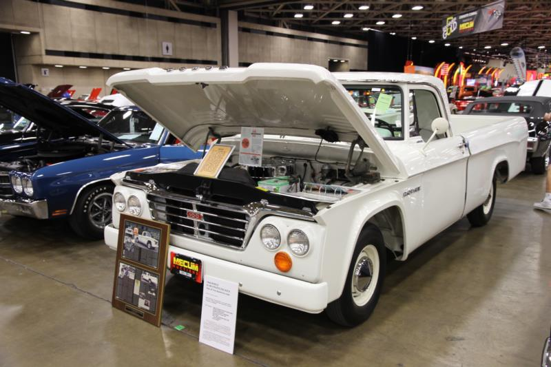1963 Dodge D200 3/4 Ton Values | Hagerty Valuation Tool®