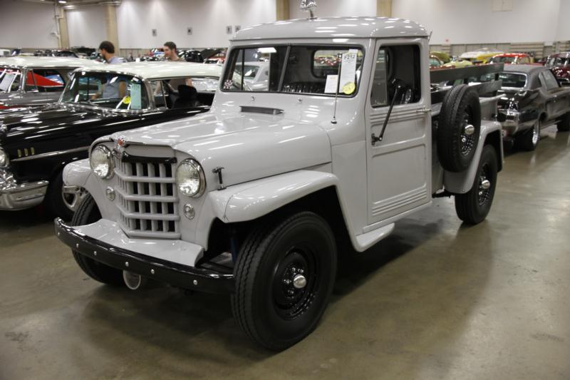 Hagerty Classic Car Values >> 1950 Willys-Jeep 4-63 1/2 Ton Values | Hagerty Valuation Tool®