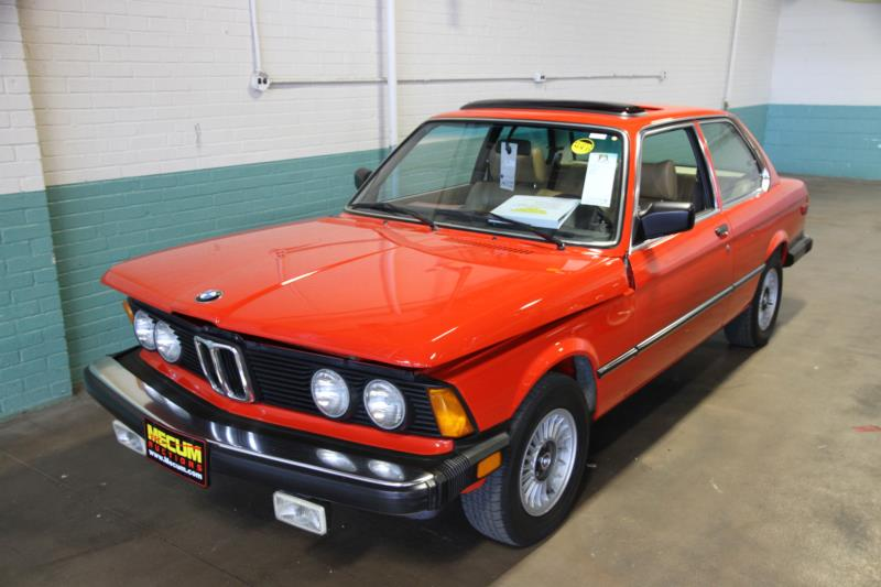 1982 BMW 320i Values | Hagerty Valuation Tool®
