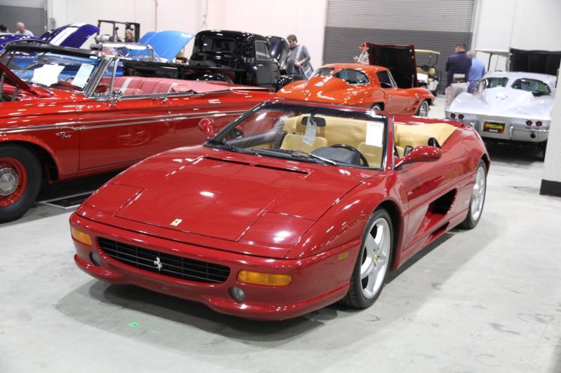 1995 Ferrari F355 Berlinetta Values Hagerty Valuation Tool