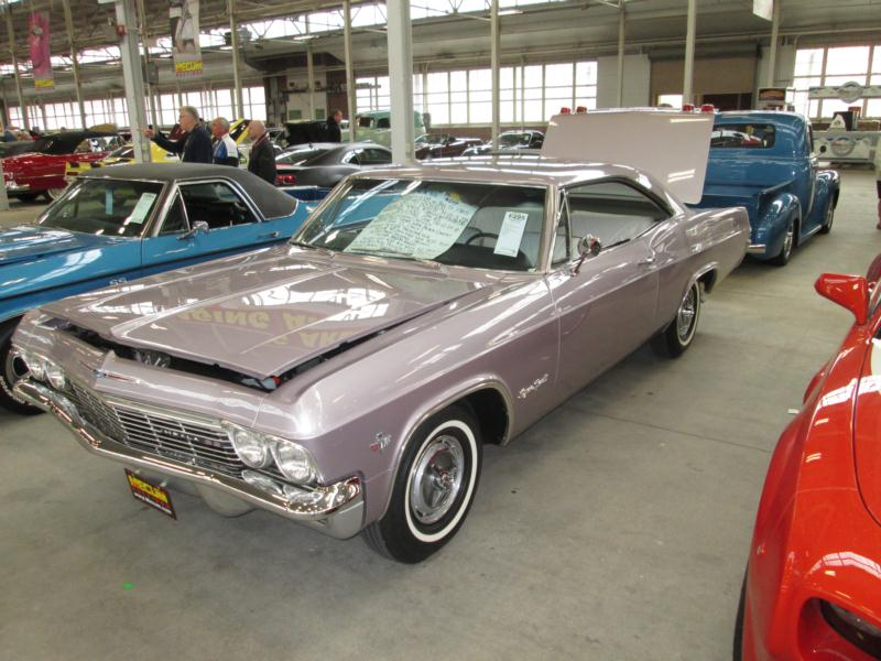 1967 Chevrolet Impala Values Hagerty Valuation Tool 174