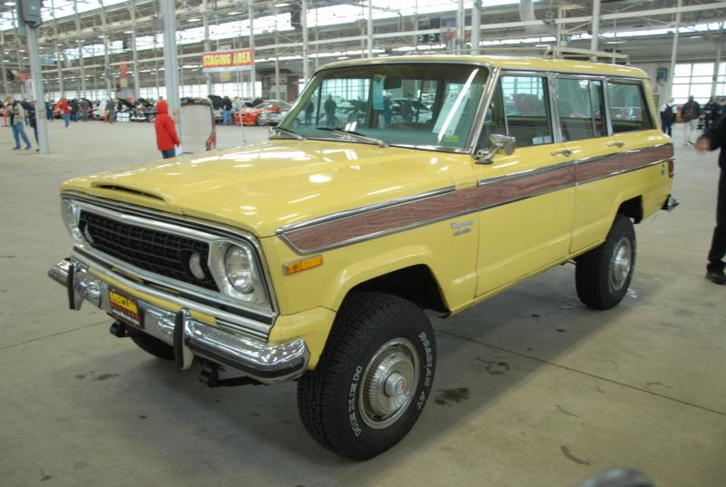 1982 Jeep Wagoneer Custom Values Hagerty Valuation Tool®