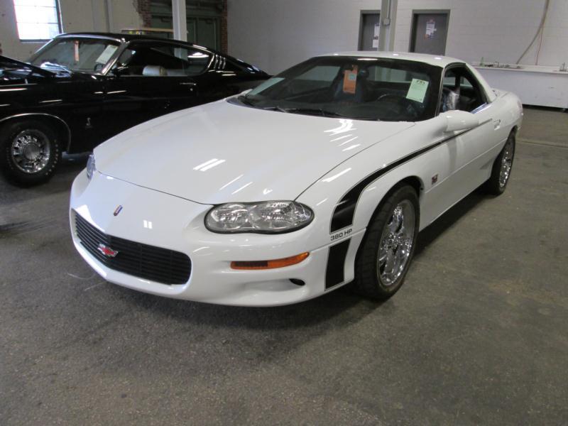 2002 Chevrolet Camaro Values Hagerty Valuation Tool