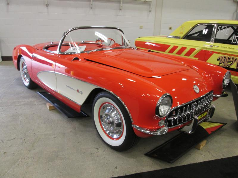 Hagerty Classic Car Values >> 1957 chevrolet corvette Values | Hagerty Valuation Tool®