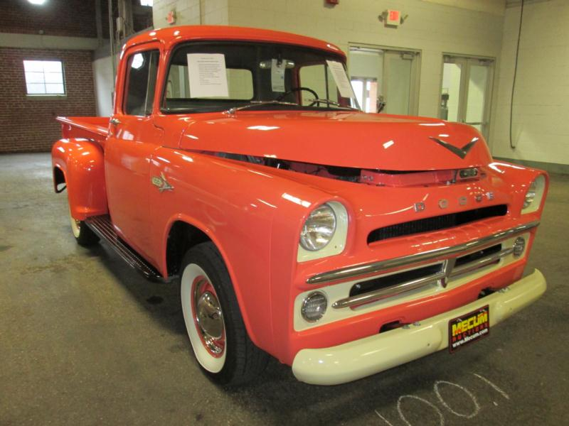 1957 Dodge D100 1/2 Ton Values | Hagerty Valuation Tool®