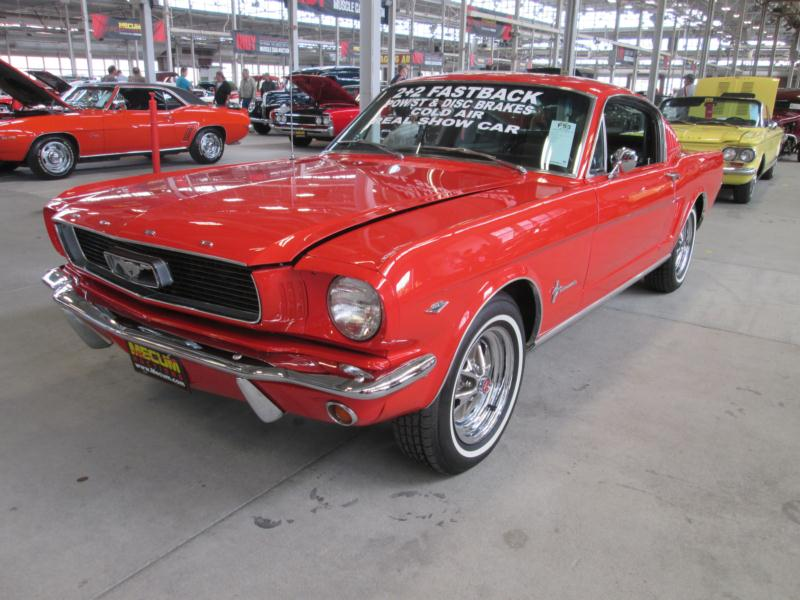 1966 Ford Mustang Values Hagerty Valuation Tool