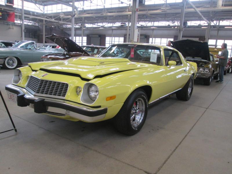 1973 Chevrolet Camaro Values | Hagerty Valuation Tool®
