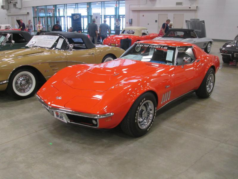 1969 chevrolet corvette Values | Hagerty Valuation Tool®