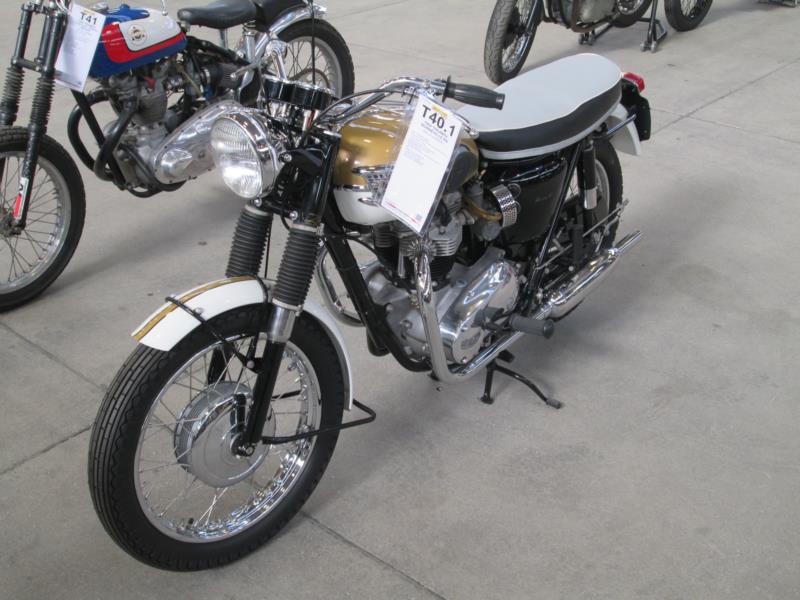 1969 Triumph T120r Bonneville Values Hagerty Valuation Tool