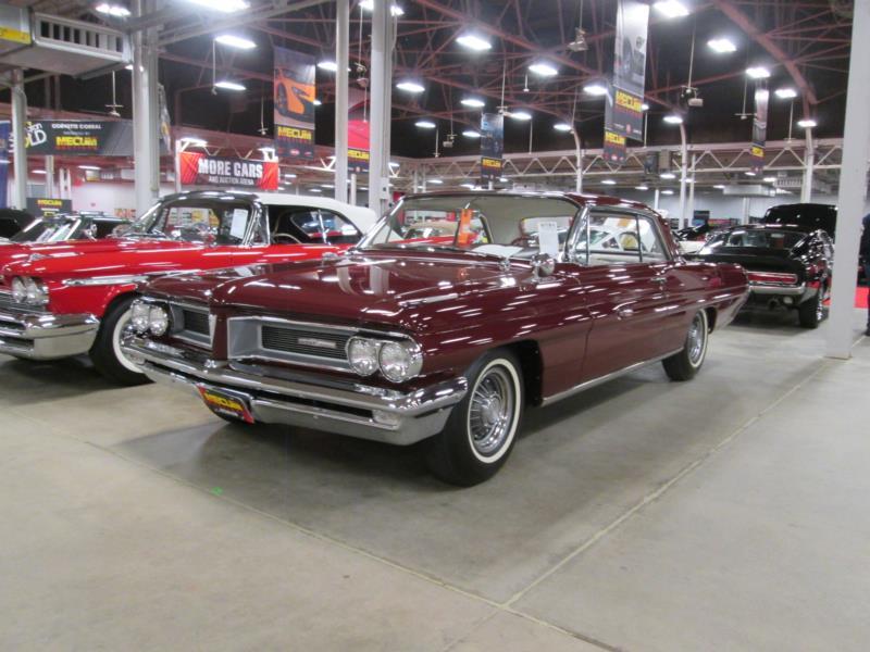 1964 Pontiac Grand Prix Values Hagerty Valuation Tool
