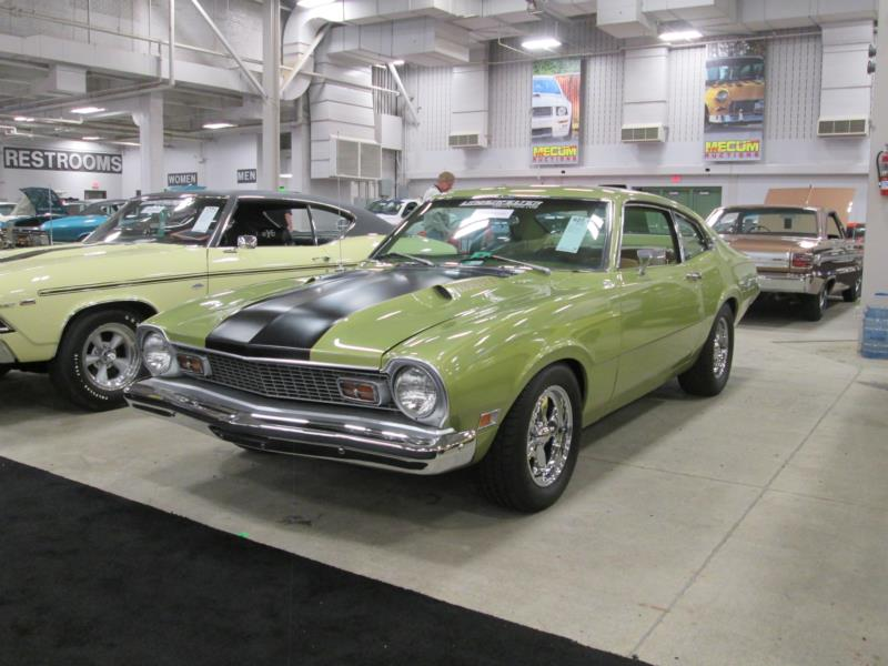 1970 ford maverick values hagerty valuation tool rh hagerty com ford maverick builds Chevrolet Vega