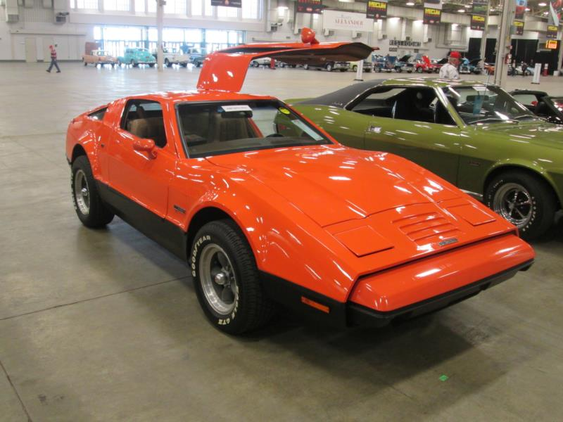 1974 Bricklin SV-1 Values | Hagerty Valuation Tool®