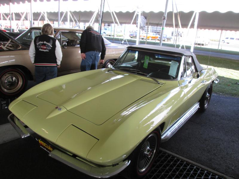 1965 chevrolet corvette Values | Hagerty Valuation Tool®