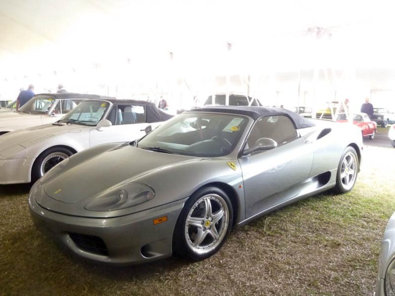 2000 Ferrari 360 Values Hagerty Valuation Tool