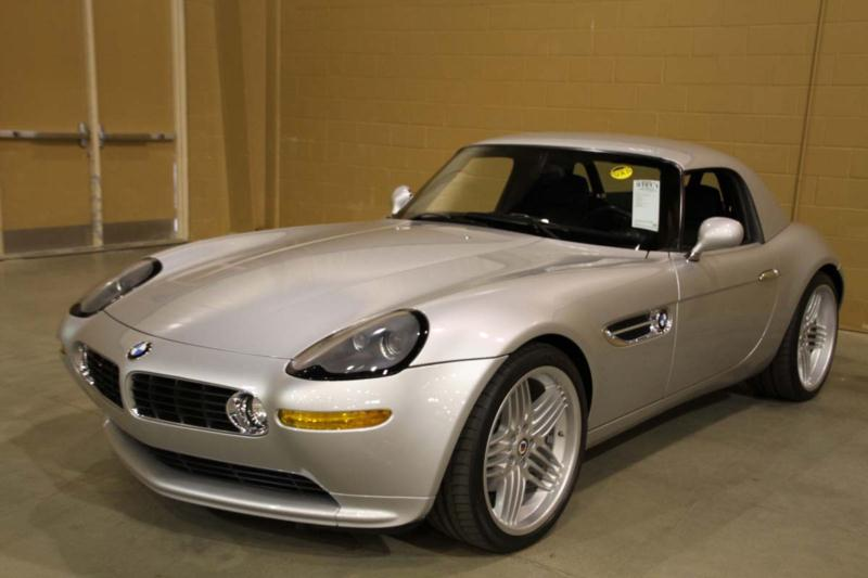 2001 Bmw Z8 Values Hagerty Valuation Tool 174