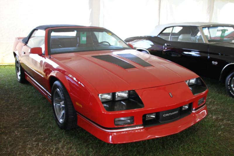 Hagerty Car Value >> 1988 Chevrolet Camaro Values | Hagerty Valuation Tool®